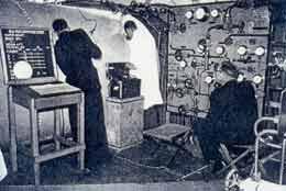 Ito Boerema in his lab